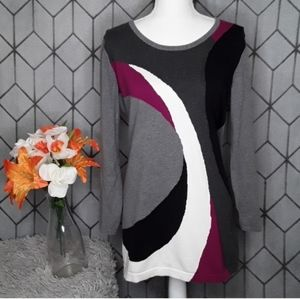 🔮Alfani Sweater Tunic